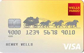 Wells Fargo Cash Back College Card