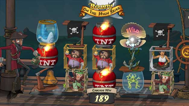 FunFair Game Bounty on the High Seas