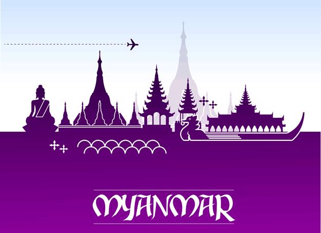Myanmar Graphic