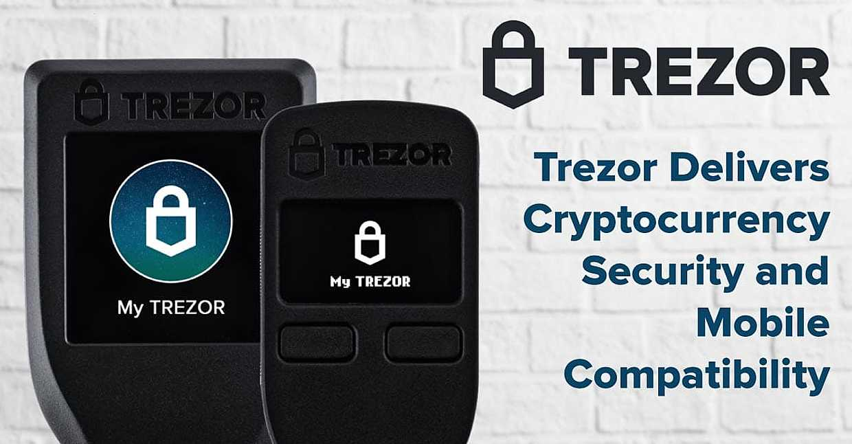 Trezor is the Cryptocurrency Hardware Wallet that Combines Offline Key Security with Mobile Compatibility