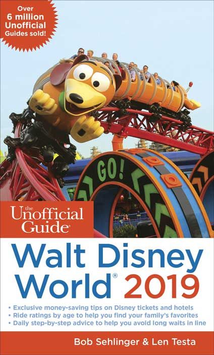 The Unofficial Guide to Walt Disney World Book