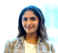 Photo of Zara Mohidin, Head of Strategy and Business Development at Fig Loans