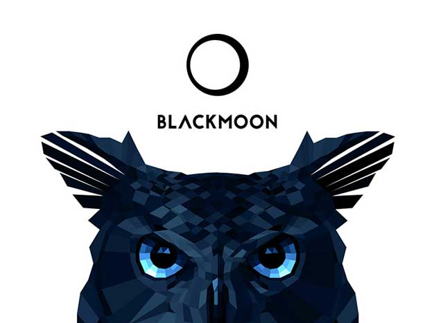 Blackmoon Logo and Owl