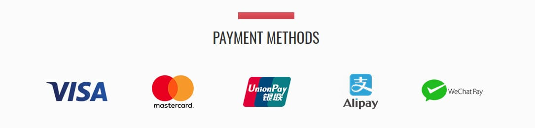 Paycent's Payment Methods