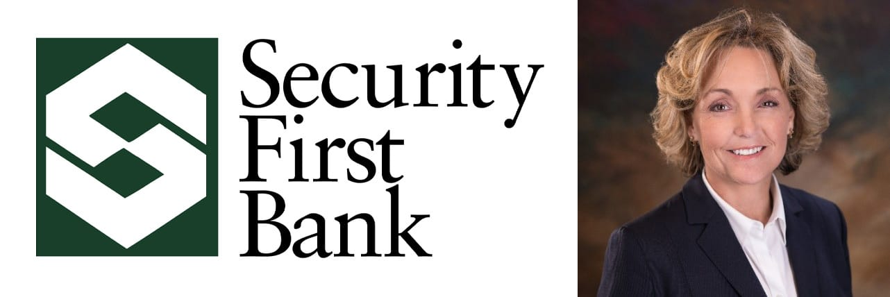 Photo of Marnie Herrmann, Senior EVP, Marketing for Security First Bank