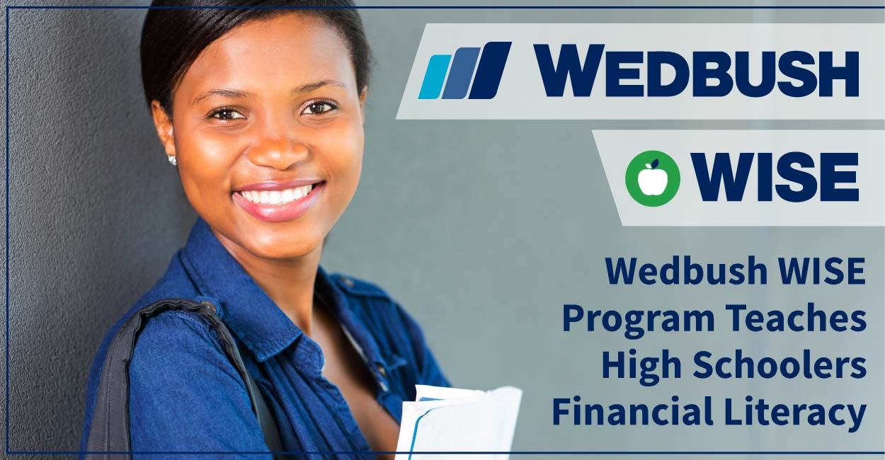 Wedbush Seeks to Groom the Next Generation of Financial Professionals through Its WISE High School Educational Program