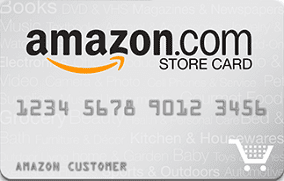 Amazon Prime Store Card Credit Builder