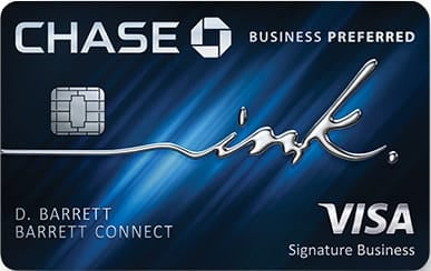 Chase Ink® Business Preferred® Card