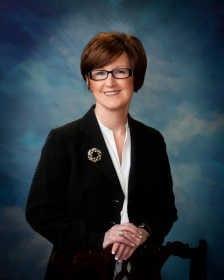 Photo of Judy Long, President and COO at First Citizens National Bank
