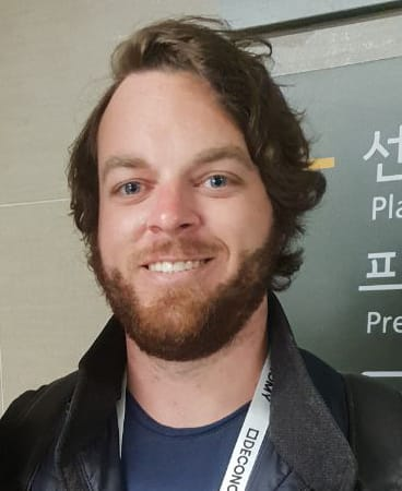 Photo of MyBit Founder and CEO Ian Worrall