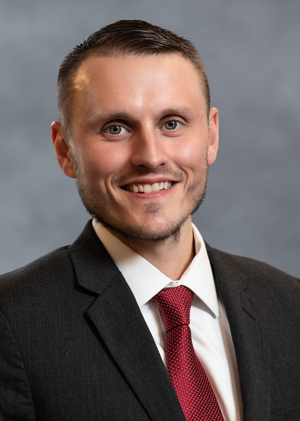 Photo of Jacob Ward, VP of Marketing at R.I.A. FCU