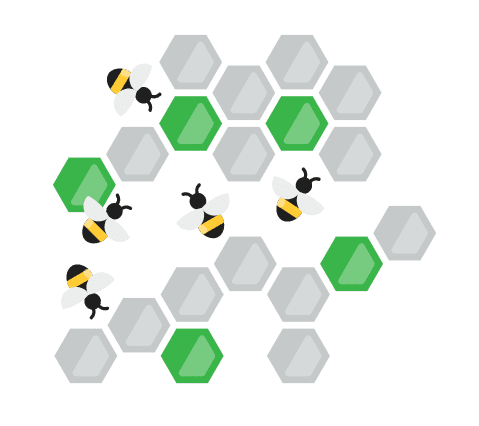 Screenshot of the Hive from LCC website