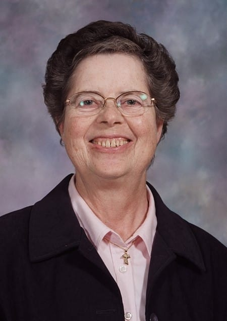 Photo of Sister Nora Nash