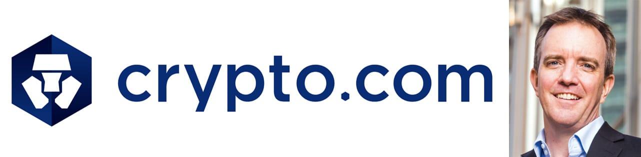 Photo de Sean Rach, CMO de Crypto.com