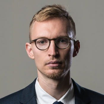 Photo of Angelo Adam, CEO and Co-Founder of Bounty0x