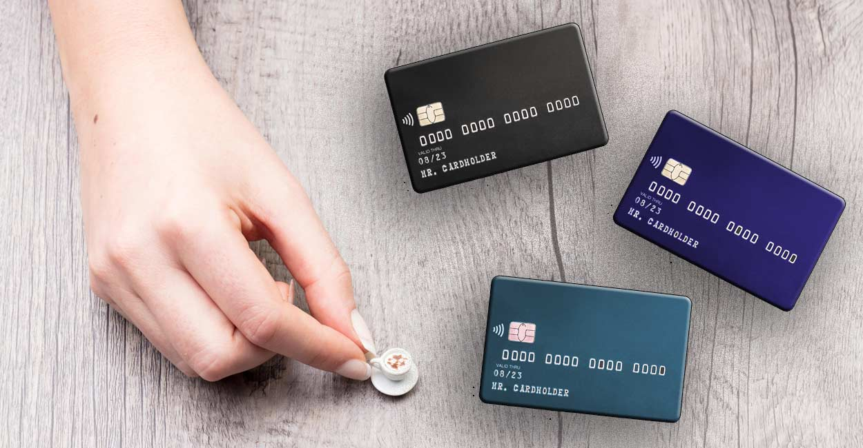 15 Best Credit Cards for Small Purchases in 2019