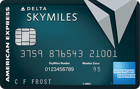 Delta Reserve® Credit Card