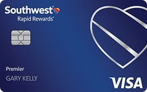 Southwest Rapid Rewards® Premier Card