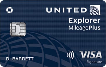 The United ℠ Explorer Card