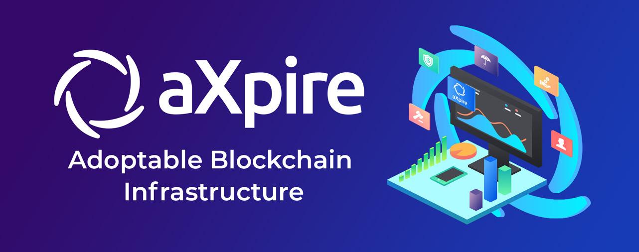 aXpire banner