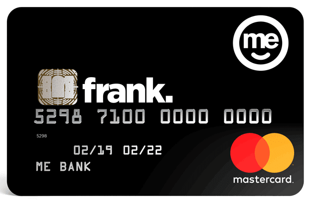 Frank Mastercard