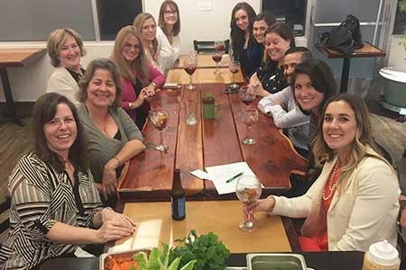 AFWA Wine Tasting Event