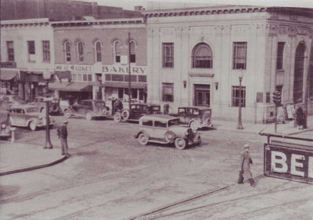 Citizens State Bank Historic Photo