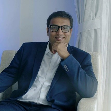 Photo of XinFin Co-Founder and Head of Ecosystem Development Atul Khekade