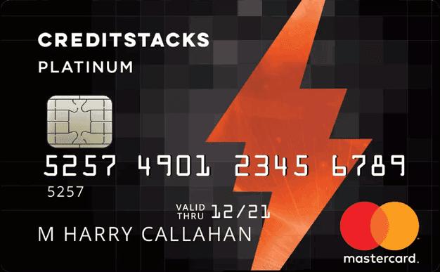 CreditStacks Mastercard