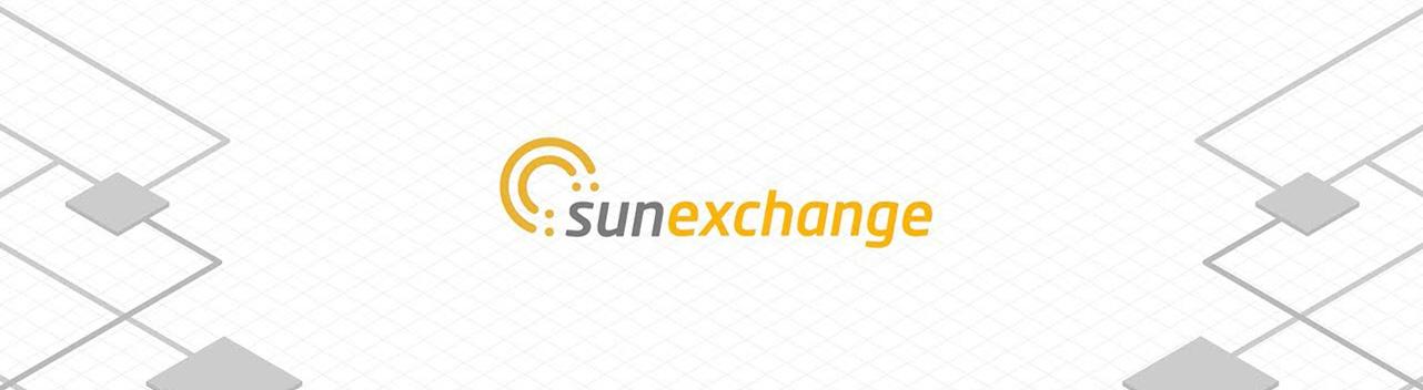 The Sun Exchange logo banner