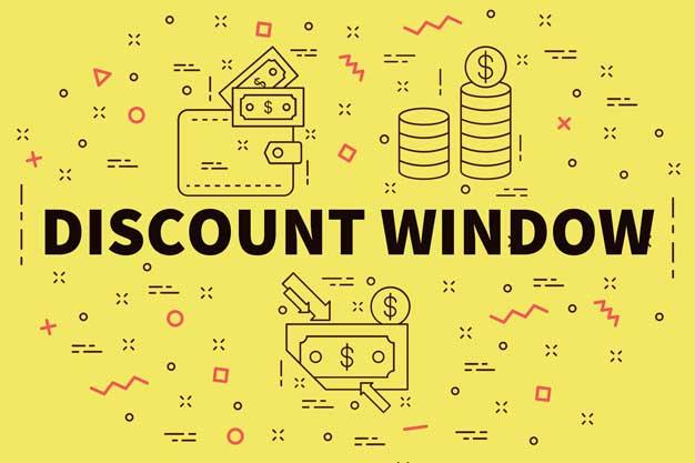 Discount Window Graphic