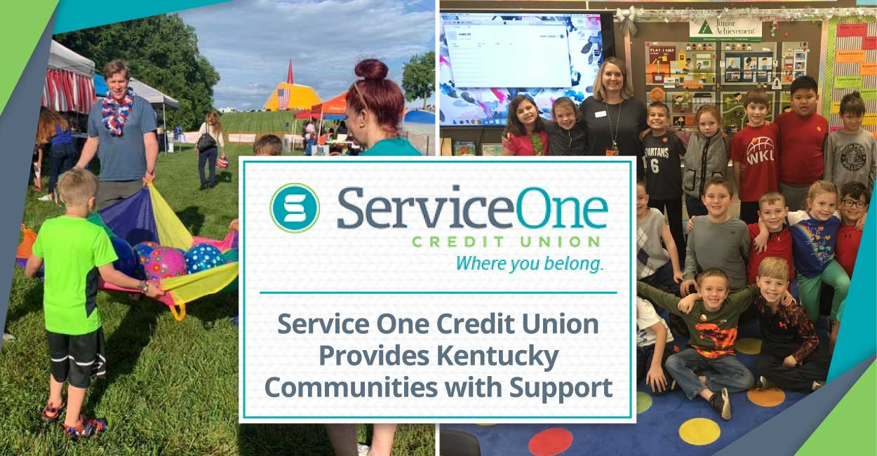 Service One Credit Union Provides Support for Kentucky Communities That Goes Well Beyond Financial Services