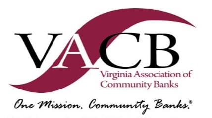 Virginia Association of Community Banks logo