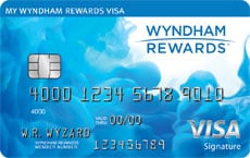 Wyndham Rewards®Visa® Card