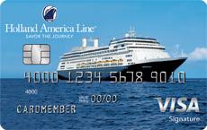 Holland America Line Rewards Visa® Card