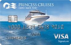 Princess Cruises® Rewards Visa® Card