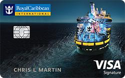 Royal Caribbean Visa Signature® Card