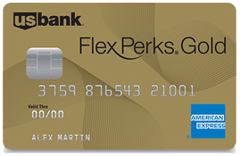 U.S. Bank FlexPerks® Gold American Express® Card