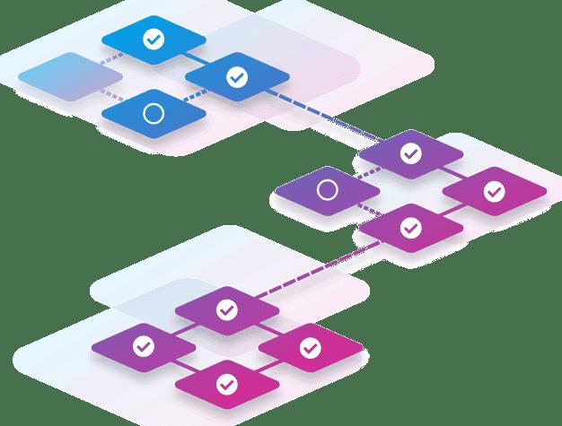qiibee Blockchain Graphic