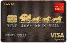 Wells Fargo Visa® Signature