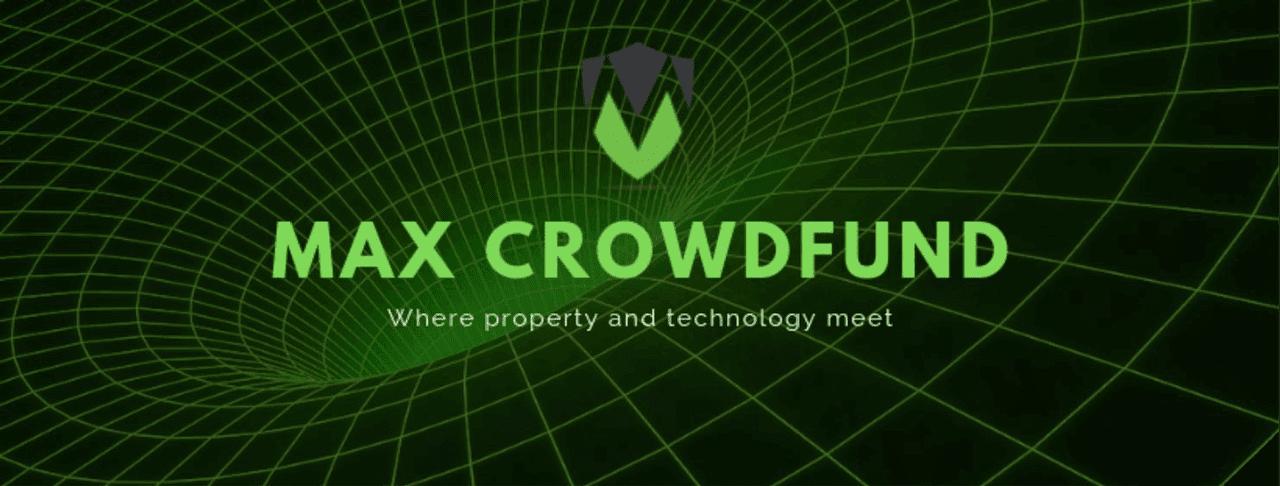 Max Crowdfund Technology Graphic