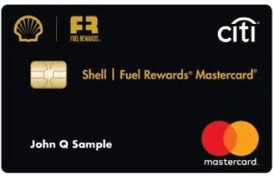Shell Fuel Rewards® Mastercard®