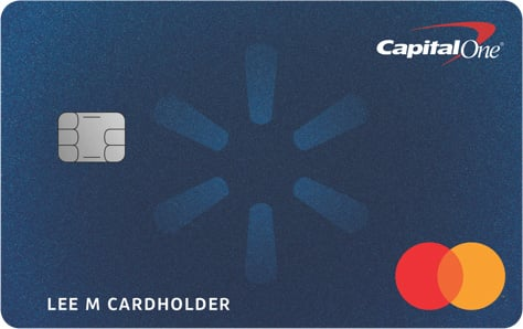 Capital One® Walmart Rewards™ Card