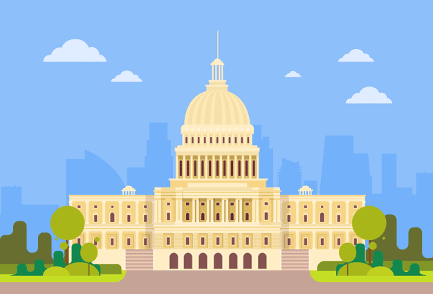Capitol Building Graphic