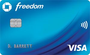Chase Freedom® Visa