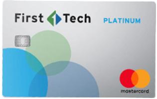 First Tech® Platinum Rewards Mastercard®