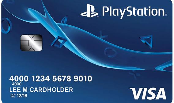 PlayStation® Visa® Credit Card
