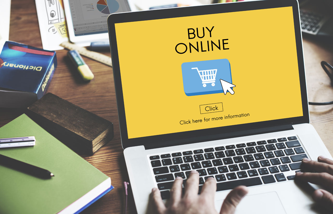 Photo of Online Shopping