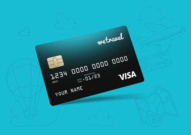 WeTravel Card