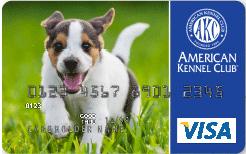 AKC Visa® Card